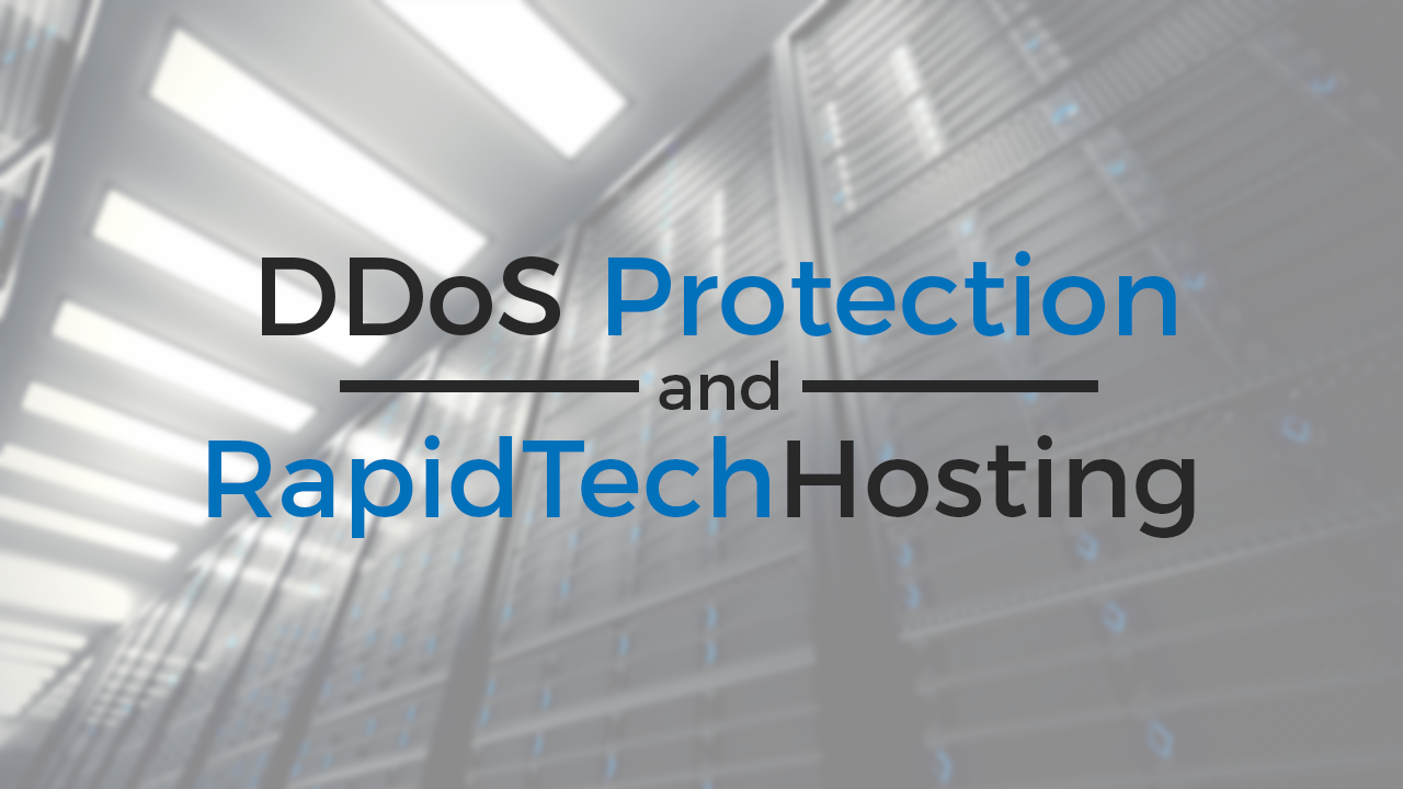 DDoS Protection and RTH